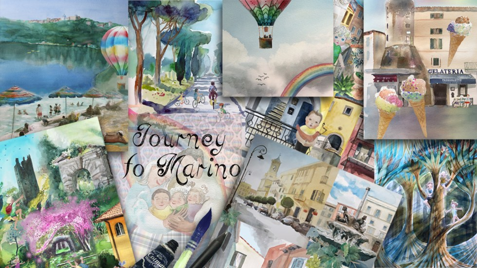 Journey to Marino by Leanne Talbot Nowell