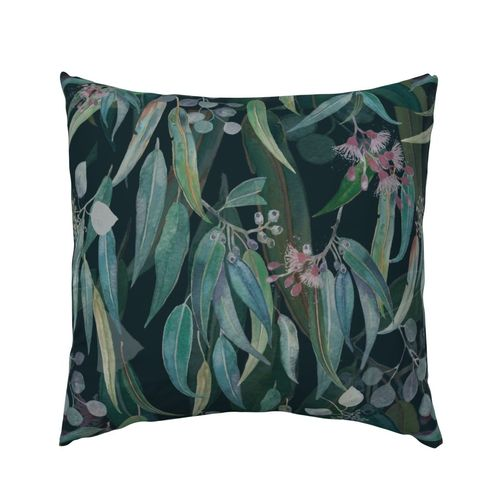 pillow sham by Leanne Nowell