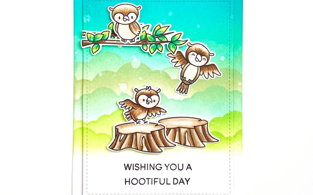 Wishing you a hootiful day!