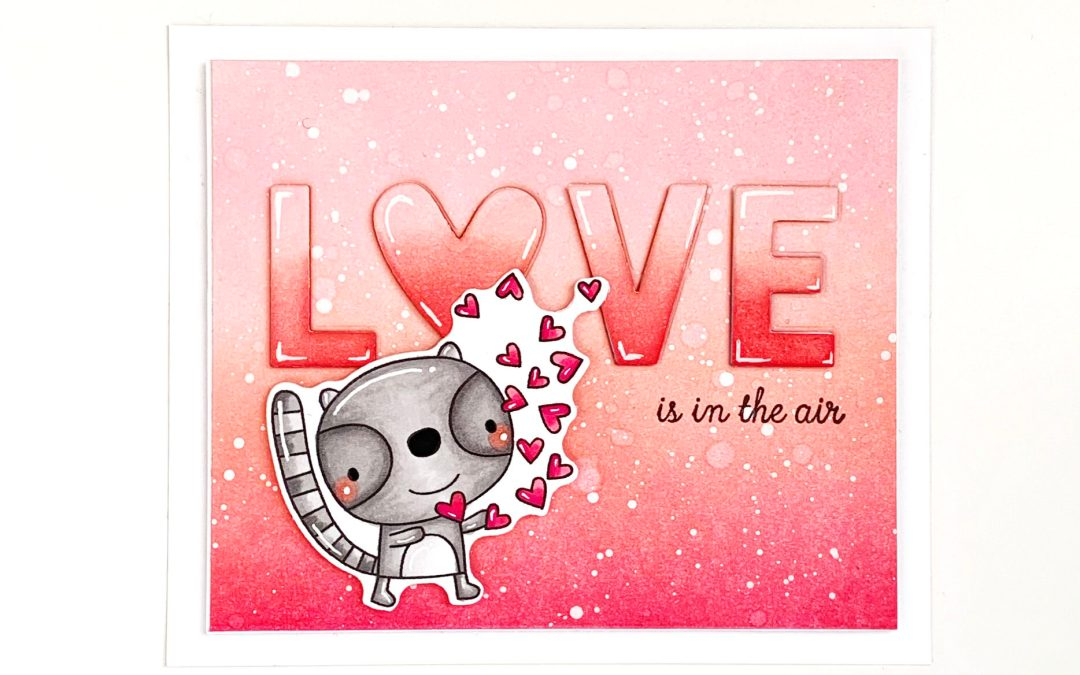 Stock your stash challenge: love is in the air!
