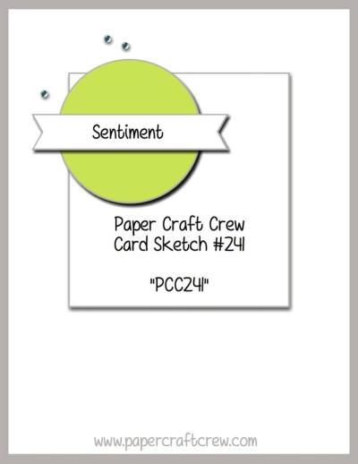 Paper Craft Crew Sketch #241