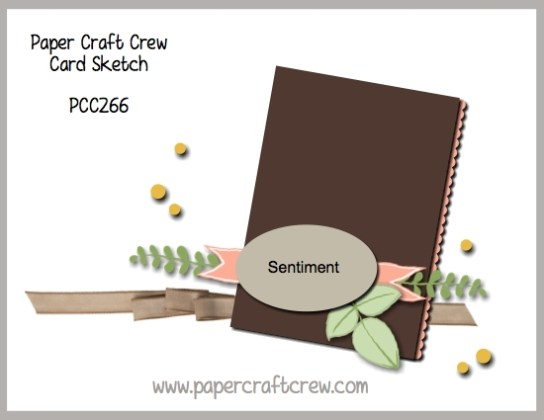 Play along with the Paper Craft Crew for Square Sketch Challenge 266. The challenge starts November 1st and ends November 7, 2017 at 1 PM EST. Visit the blog at www.papercraftcrew.com to check out the design team samples and to submit your project. #papercraftcrew #papercrafting #sketchchallenge #color #playalong #imakecards #cardmaker #diy #sendacard #craft #stampinup #cardchallenge #papercraft #bigshot #rainydayfun #designteam #becreative #artsandcrafts #hobby #snailmail #createeveryday #crafttherapy #creativelifehappylife #pcc2017