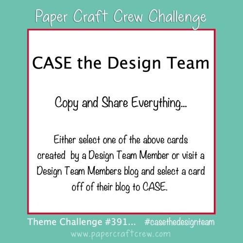 CASE the Design Team.