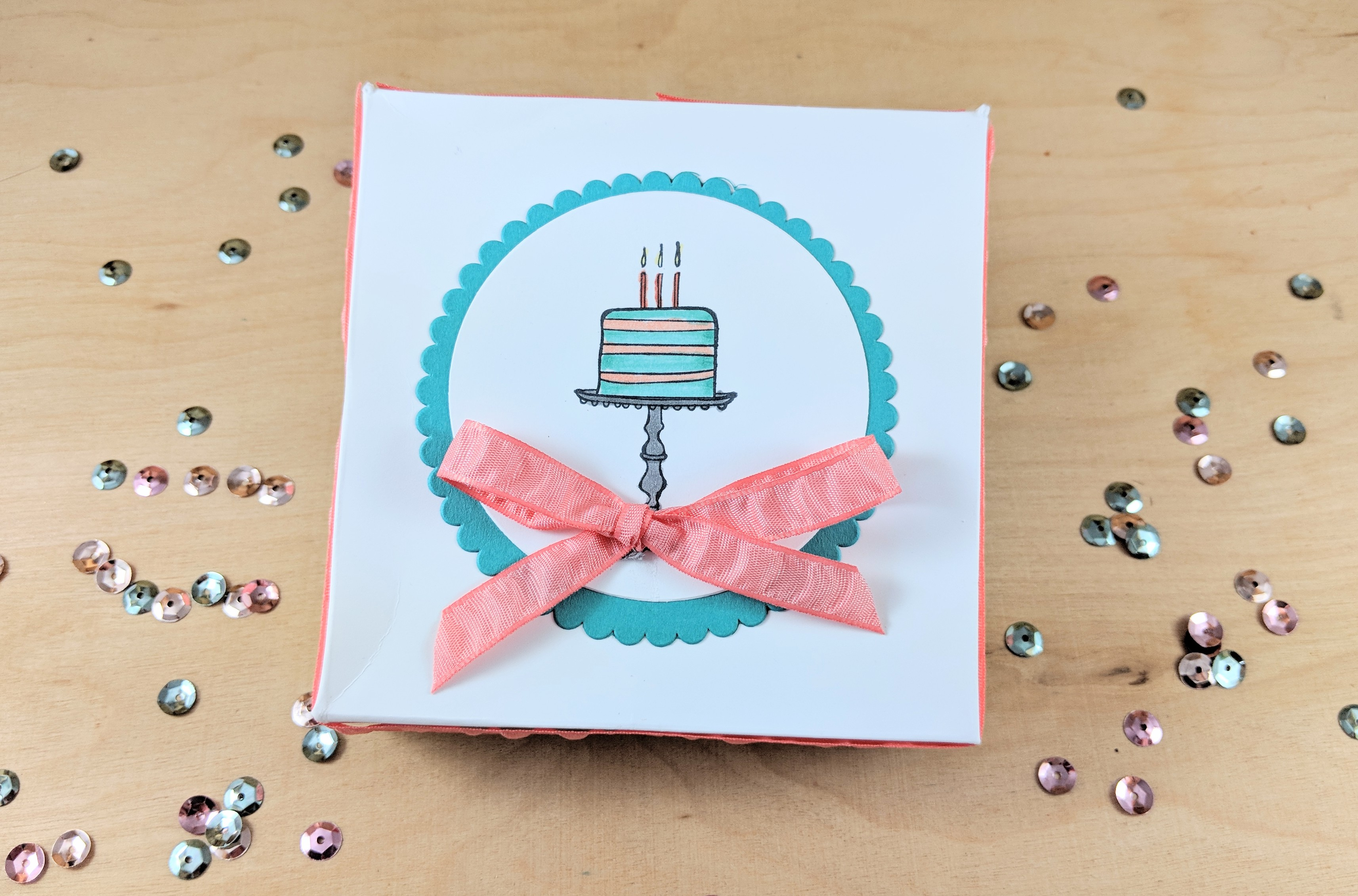How To Make A Pizza Box Mini Version Laura S Paper Craft Ideas