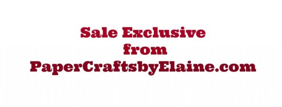 SALE FROM PAPERCRAFTSBYELAINE.COM, WEBSITE SALE, greeting card sale, handmade cards, stampin storage on sale, Stampin' Up on Sale, exclusivitie Stampin' Up sale., ON sale now.