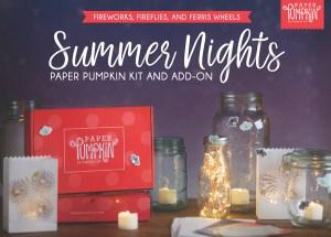 July 2020 Paper Pumpkin, Add on for July Paper pumpkin, greeting cards, kits, card kits, July card kit, July craft kit.