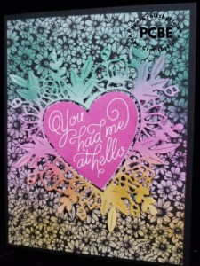 How to use the blending brushes, always in my heart stamp, greeting cards, cards for valentines day, v-day cards, #2021valentinedaycards,