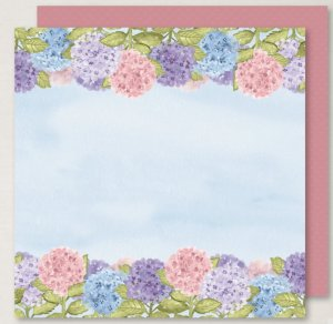 Cutting up Stampin' Up stamps, scrapbook layouts, 12x12 double scrapbook layouts,