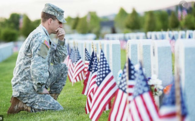 Everyday Should be Memorial Day