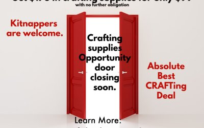Crafting Door of Opportunity Open