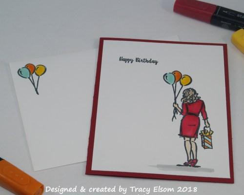 1503 Wonderful Birthday Card