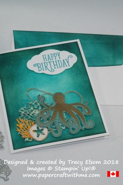Birthdays by the sea