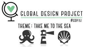 Global Design Project theme challenge GDP151 - Take me to the sea