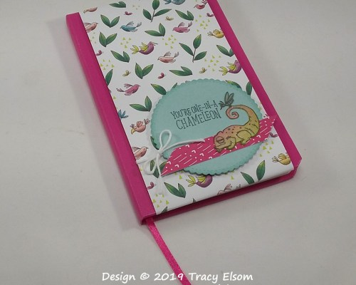 P43 One In A Chameleon Notebook