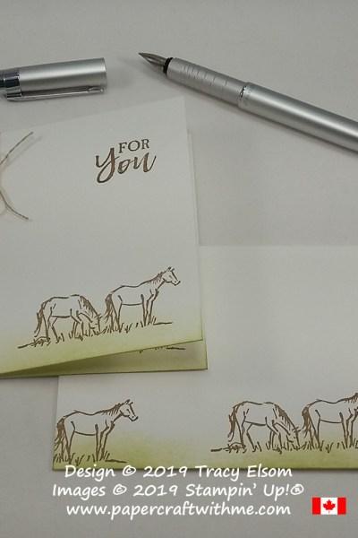 Keep A Small Card Handy