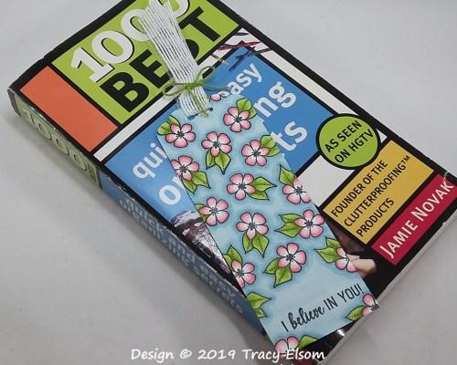 BM213 I Believe In You Bookmark