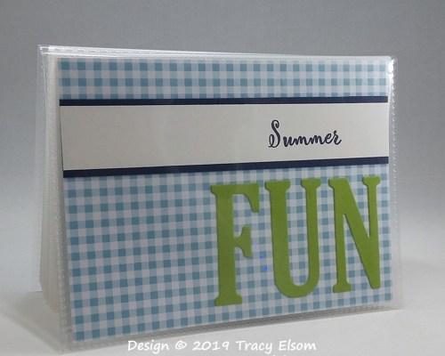 P45 Summer Fun Pocket Album