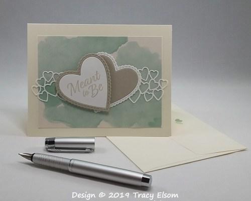 1725 Love In The Clouds Card