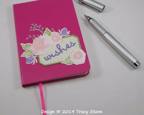 P50 Frost Wishes Notebook