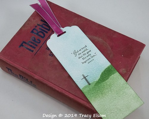 BM222 John 3:16 Bookmark