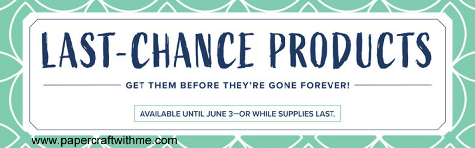 Last Chance Products 2019