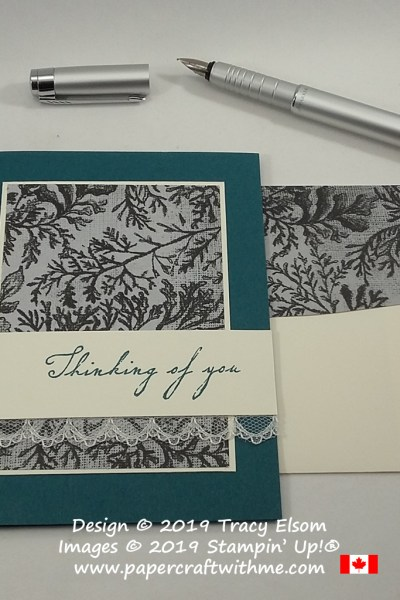 Heirloom Script And Vintage Lace