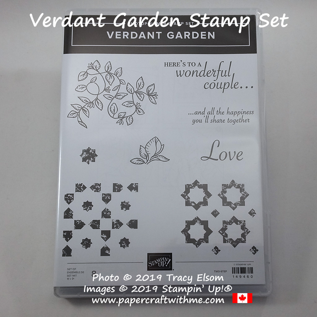 Verdant Garden Stamp Set from Stampin' Up!