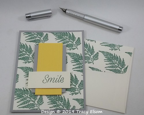 1770 Smile Card