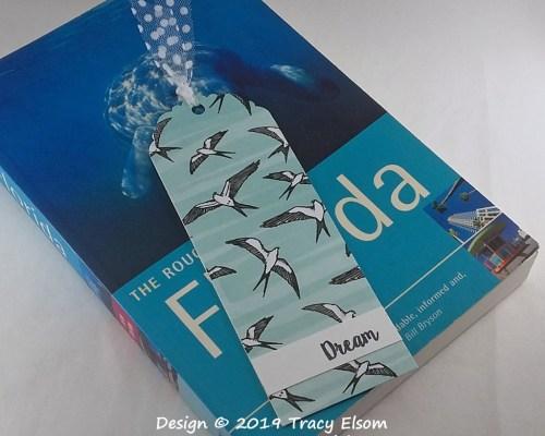 BM224 Dream Bookmark