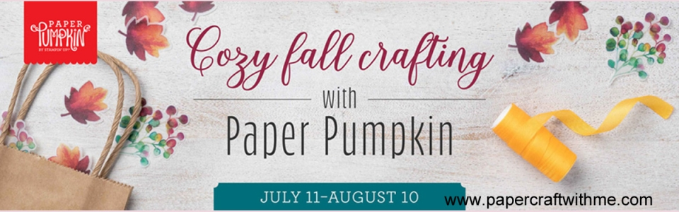 Cozy Fall Crafting Aug 2019
