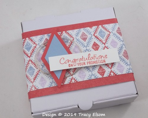 Diamond Promotion Pizza Box