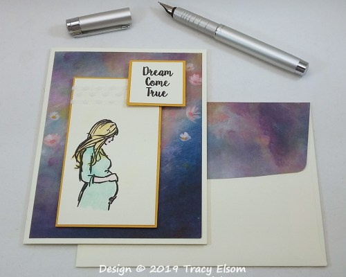 1815 Dream Come True Card