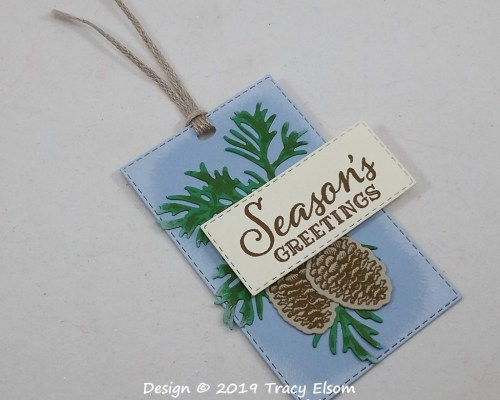 Beautiful Boughs Tag