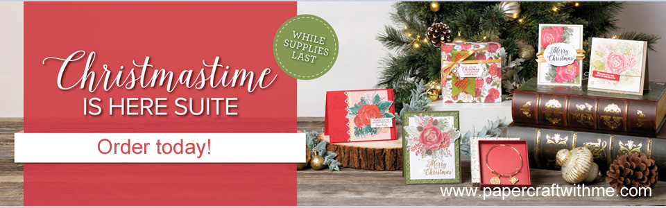 Christmastime Is Here Order Today