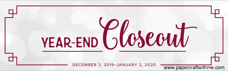 2019 Year End CloseOut