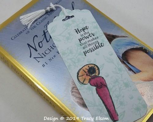 BM280 Hope Bookmark