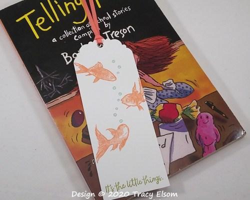 BM286 Goldfish Bookmark