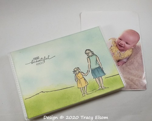 P98 Collect Beautiful Moments Pocket Album