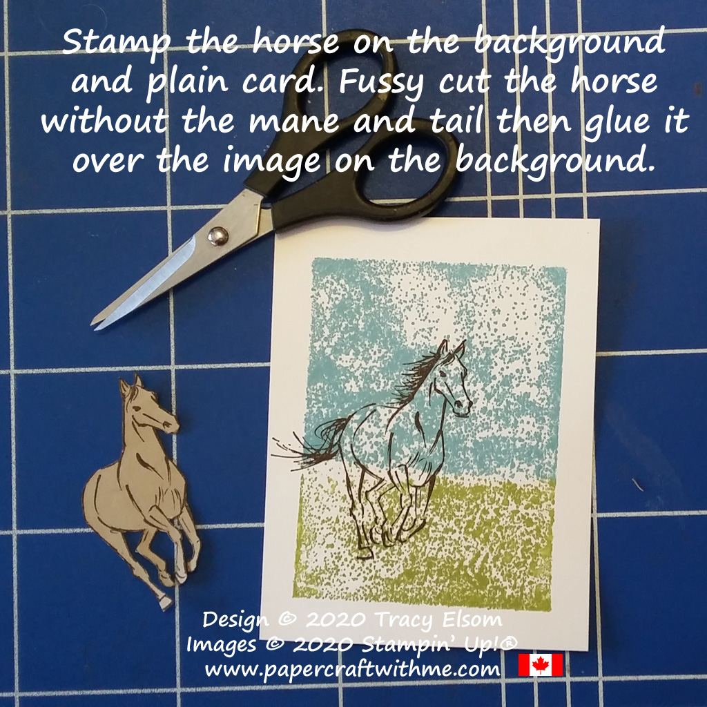 Simple tip to avoid fussy cutting fine edge details on stamped images. #papercraftwithme
