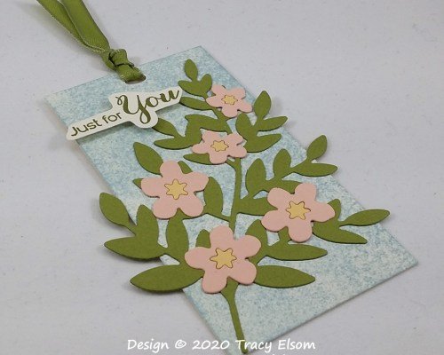 Forever Blossoms Gift Tag