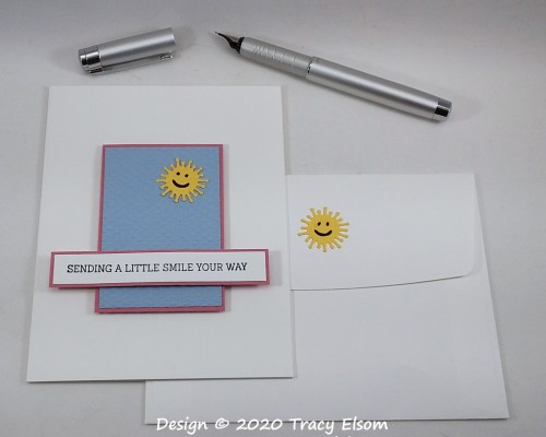 1994 A Little Smile Card