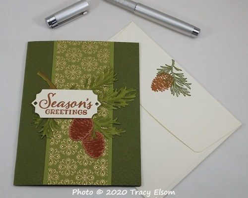 2014 Fir Branch Greetings