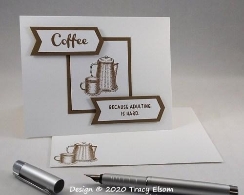 2021 Campfire Coffee Card