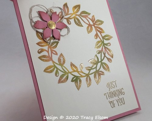 2044 Autumnal Thinking of You Card