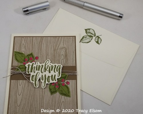 2047 Autumn Thinking Of You Card