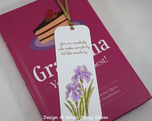 BM321 Somebody Inspiring Bookmark