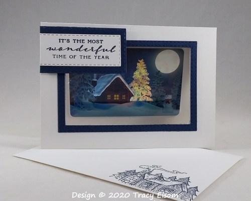GC219 Wonderful Giftcard Holder