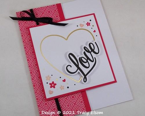 2151 Love Fancy Fold Card
