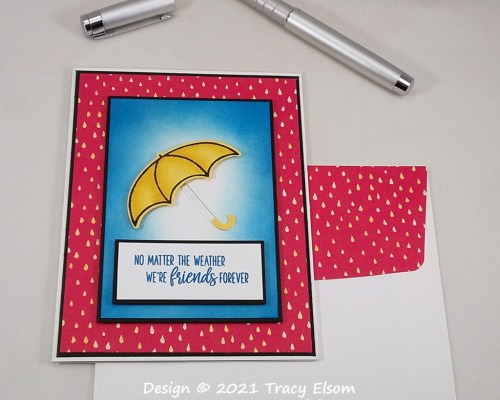 2171 Friends Forever Card