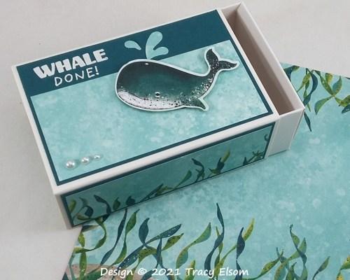 BB83 Whale Done Drawer Box